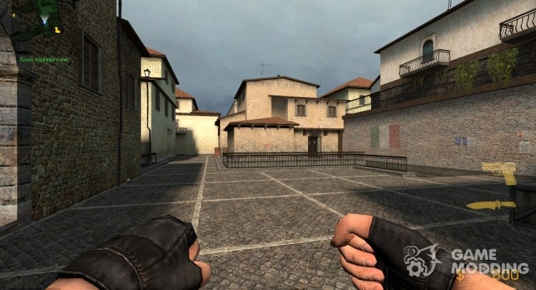 Fists Of Fury for Counter-Strike Source