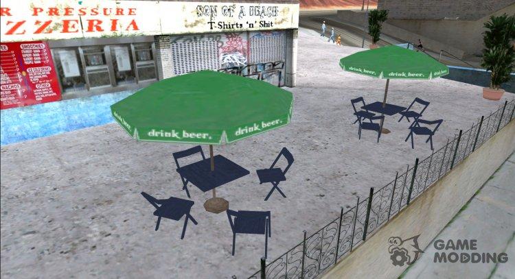 Map Textures Fix v3.5 for GTA San Andreas