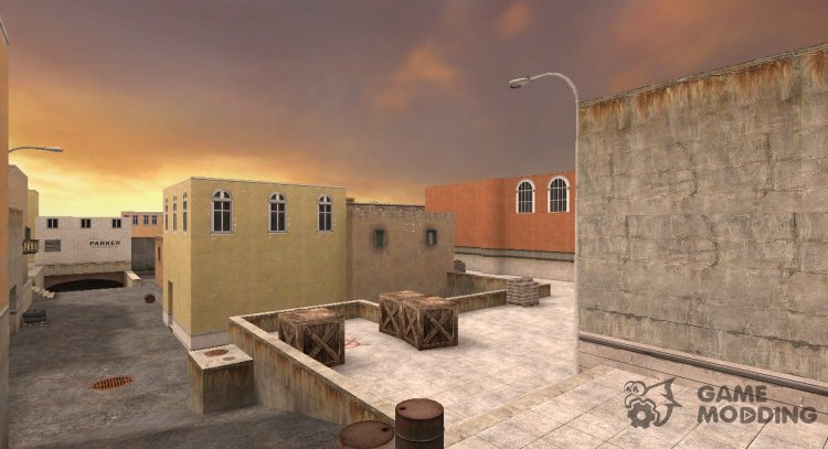 De Dust 2 by Teschio for Counter-Strike Source