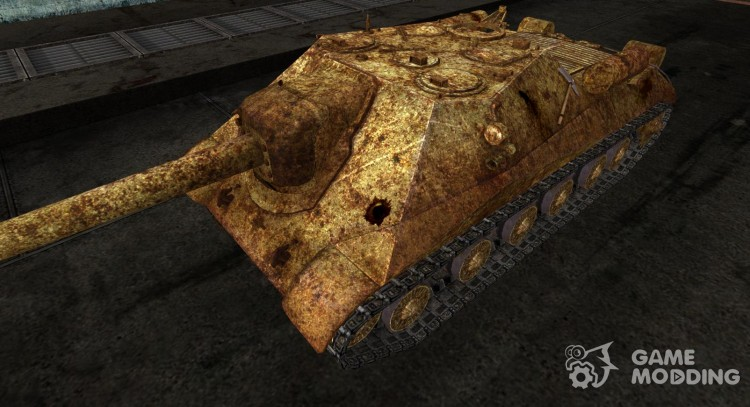 Объект 704 от RussianBasterd для World Of Tanks