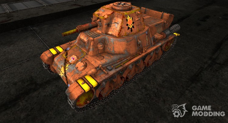 best skin for the Panzer 38H735 (f) for World Of Tanks