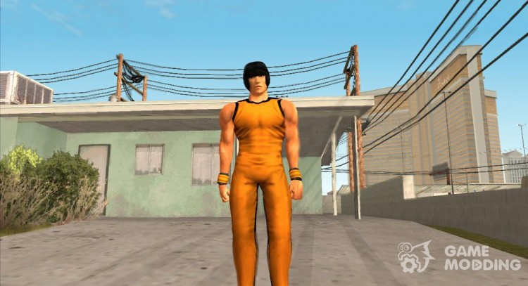 Law Tekken v1 for GTA San Andreas