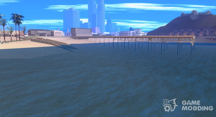 New Water for GTA San Andreas