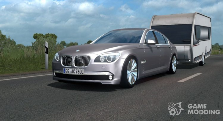 BMW 760LI for Euro Truck Simulator 2