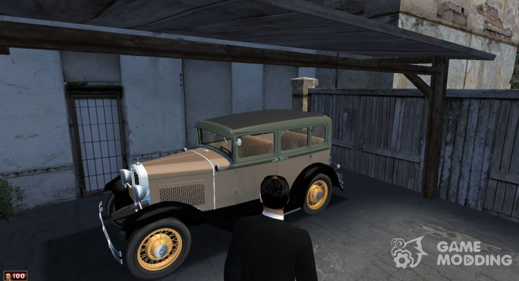 Real Car Facing the mod (version 1.6) replay for Mafia: The City of Lost Heaven