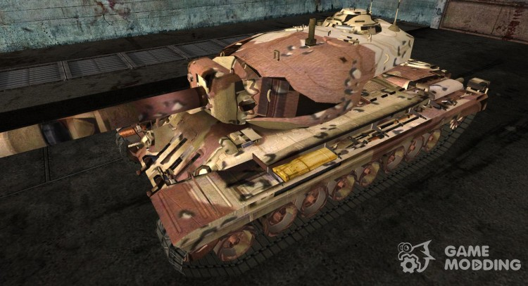 T34 rypraht for World Of Tanks
