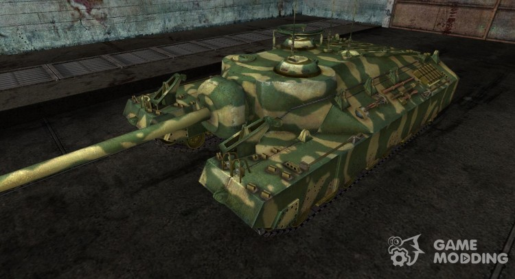 Шкурка для T95 №11 для World Of Tanks