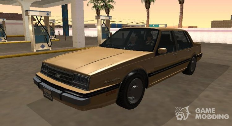 Chevrolet Celebrity 1984 for GTA San Andreas