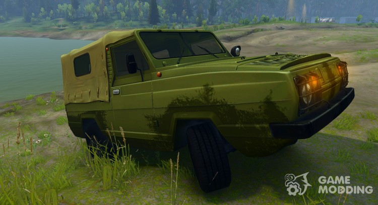 UAZ-3907 Jaguar for Spintires 2014