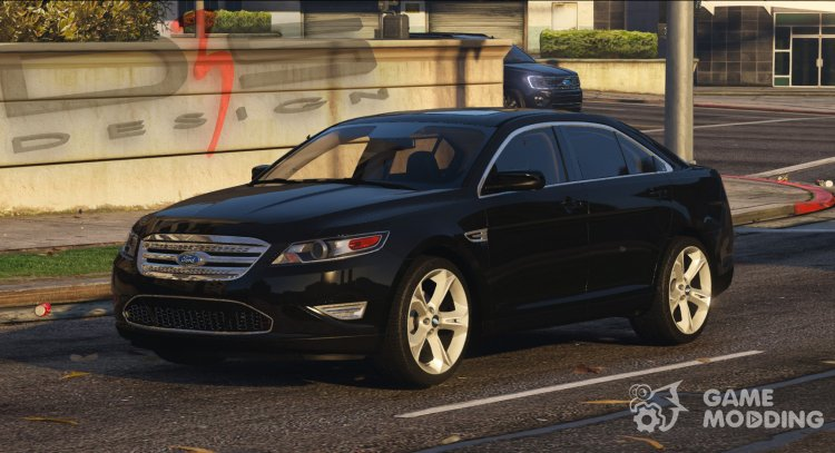 Ford Taurus SHO 2010 for GTA 5