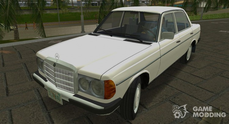 Mercedes-Benz 230 (W123) 1976 for GTA Vice City