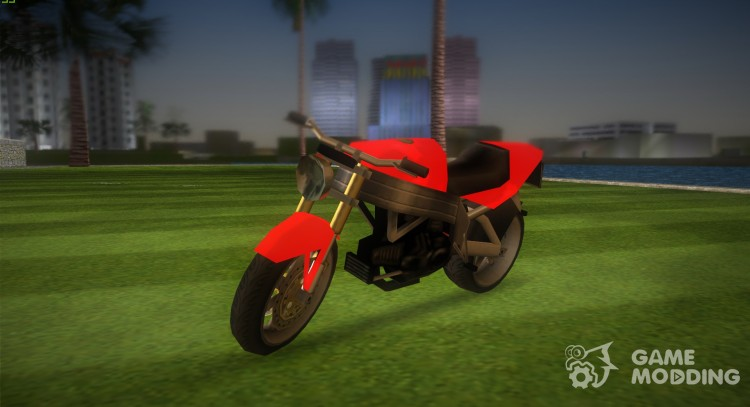 FCR-900 for GTA Vice City