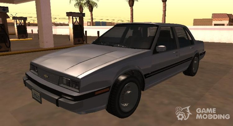 Chevrolet Cavalier 1988 sedan for GTA San Andreas