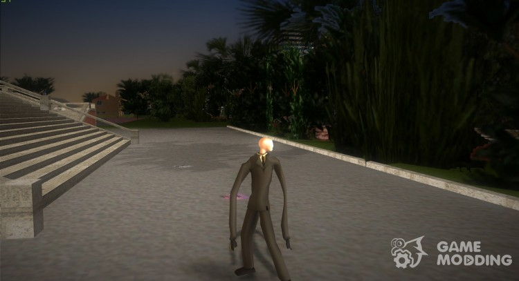 Slender for GTA Vice City