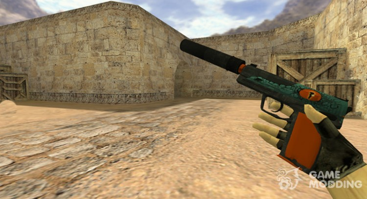 USP Caiman for Counter Strike 1.6