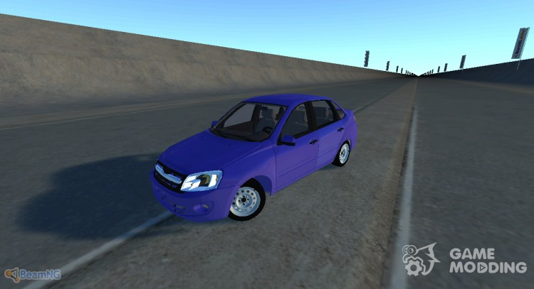 Vaz-2190 grant for BeamNG.Drive