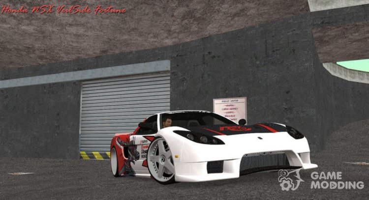 Honda NSX Veilside Fortune for GTA Vice City