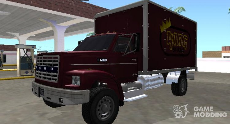 Ford F 6000 1985 for GTA San Andreas