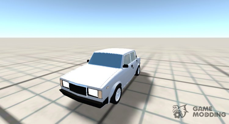 VAZ-2107 for BeamNG.Drive