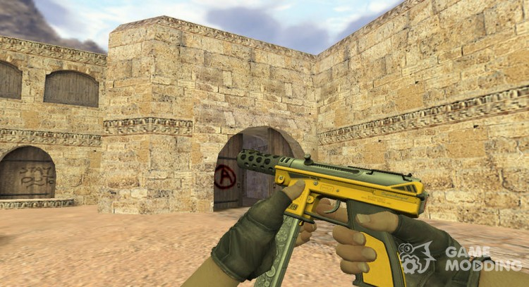 TEC-9 Fuel Injector for Counter Strike 1 6