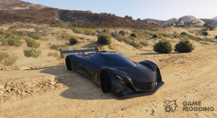 Mazda Furai for GTA 5