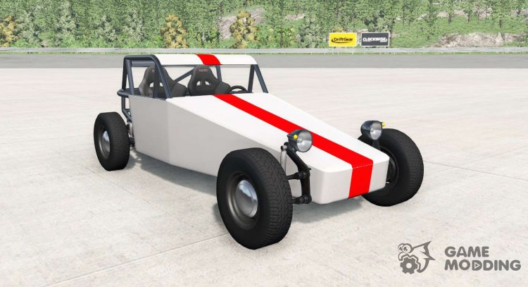Autobello Buggy for BeamNG.Drive