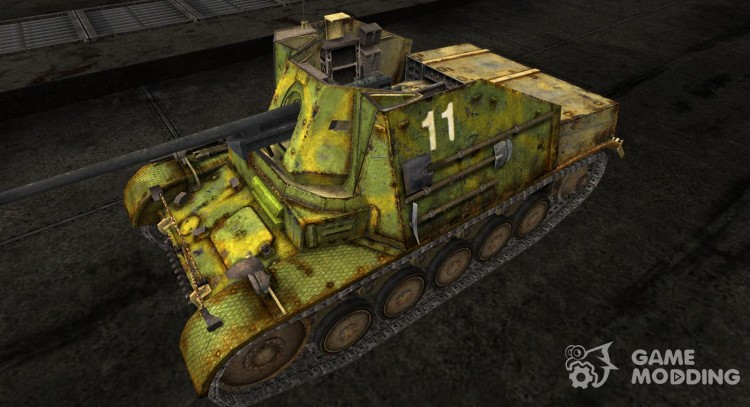 Marder II для World Of Tanks
