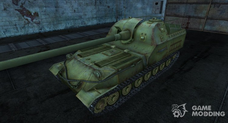The object 261 12 for World Of Tanks