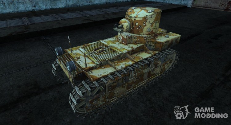 T1 Cunningham from sargent67 for World Of Tanks