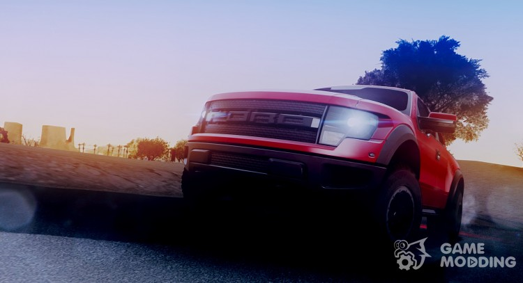 Ford F-150 SVT Raptor Elite 2014 для GTA San Andreas