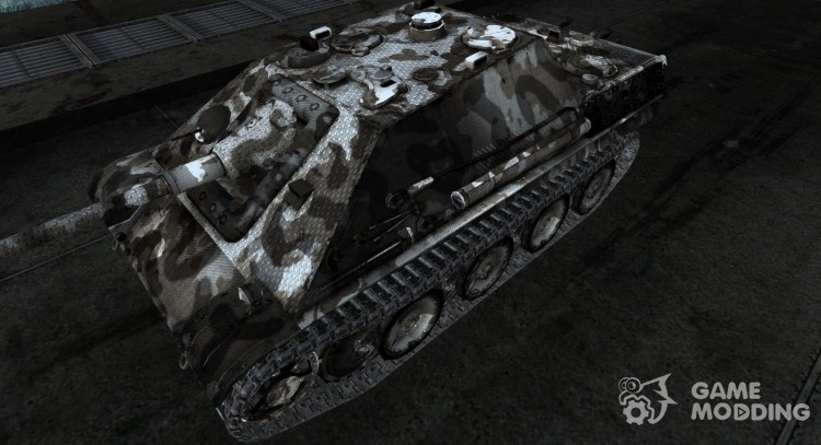 Jagdpanther from yZiel for World Of Tanks