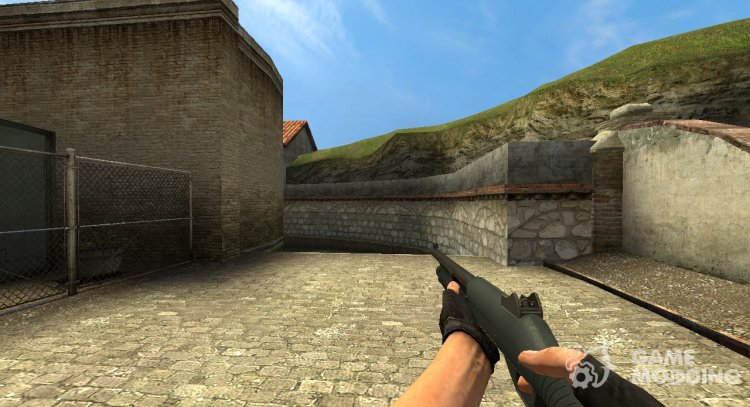 Nova CS:GO from CS:S for Counter-Strike Source