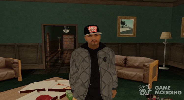Latino Obey for GTA San Andreas