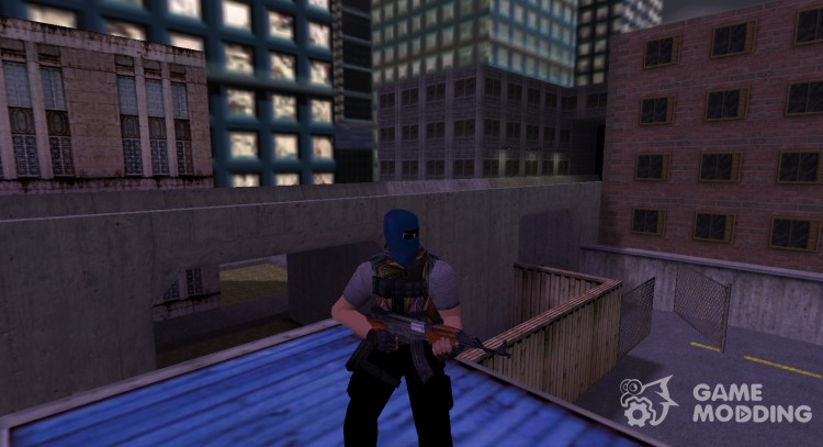 Psychedelic Terror for Counter Strike 1.6