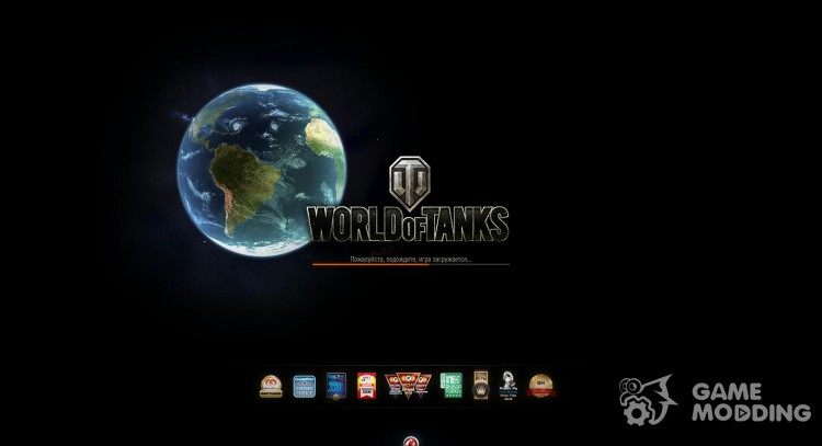 Loading screens for World Of Tanks