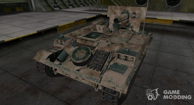 French AMX 13 F3 skin AM for World Of Tanks