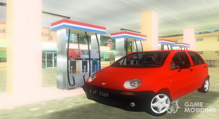 Daewoo Matiz I SE 1998 for GTA Vice City