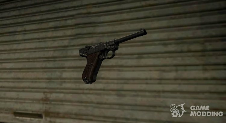 Luger for GTA San Andreas