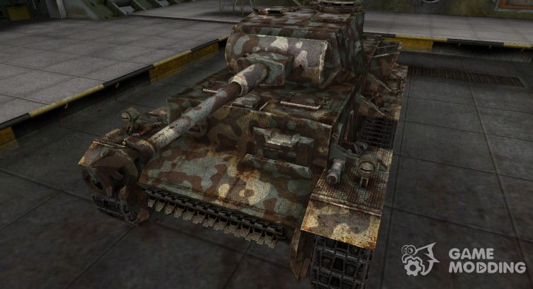Mountain camouflage for VK 36.01 (H) for World Of Tanks