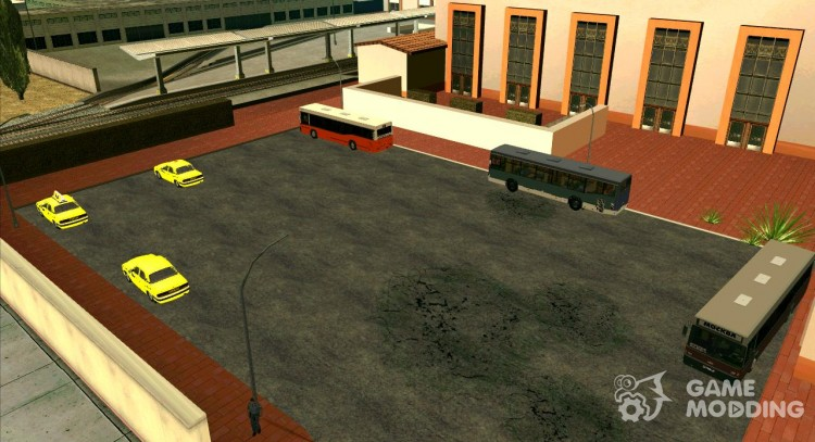Parked vehicles (v 0.1) for GTA San Andreas