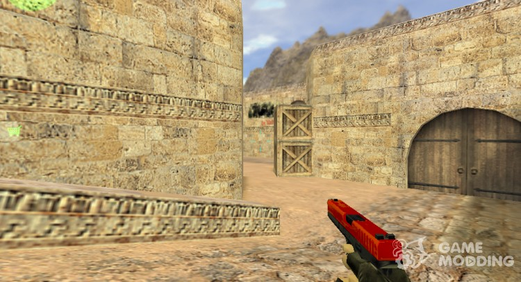 Glock-18 Caramel Apple for Counter Strike 1.6