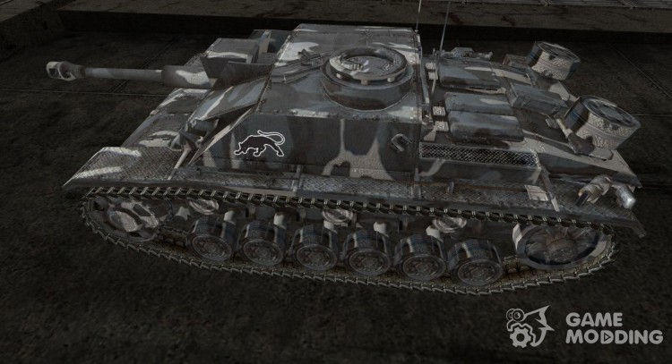 StuG III 16 для World Of Tanks
