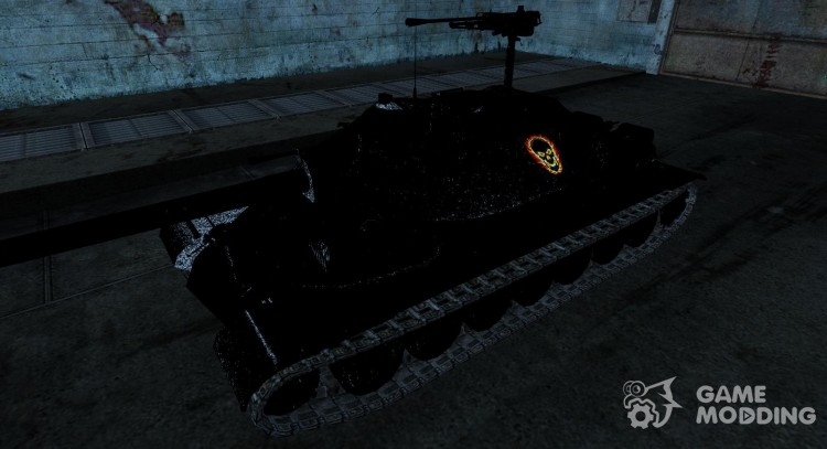 Skin for EC-7 (changing colour) for World Of Tanks