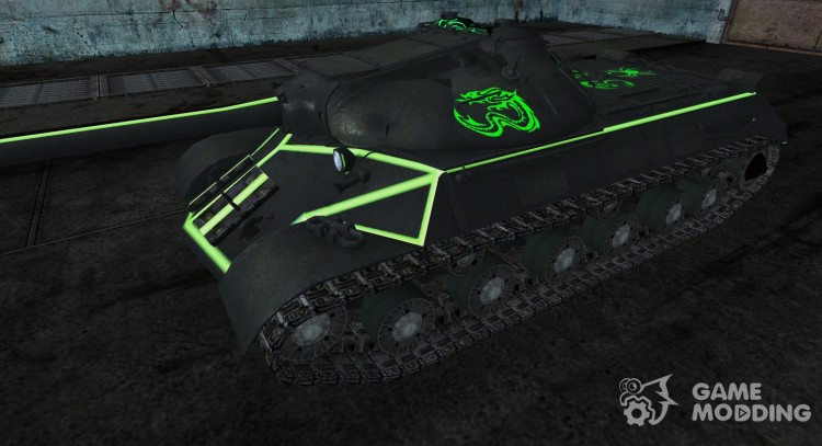 The is-3 for World Of Tanks