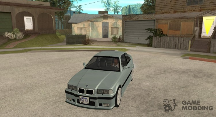 BMW E36 M3 1997 Coupe Forza для GTA San Andreas