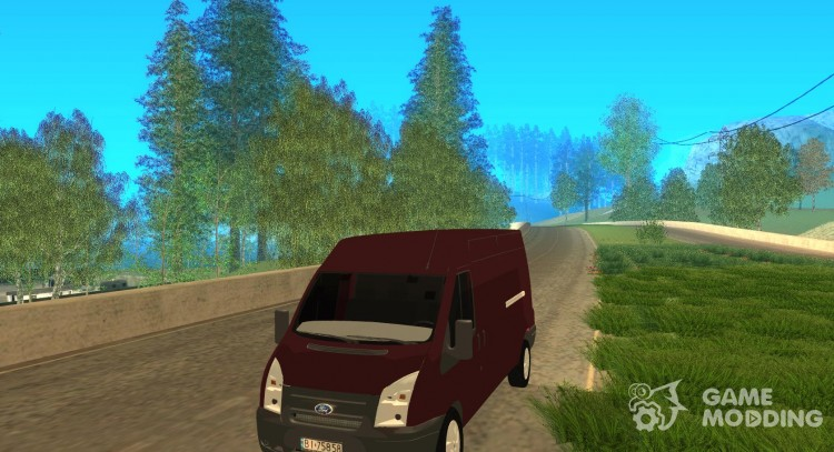 Ford Transit 350 l for GTA San Andreas