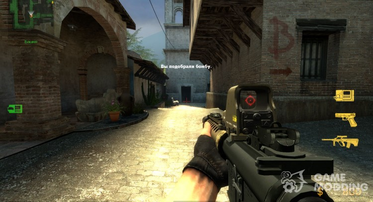 Assault SPR for Counter-Strike Source