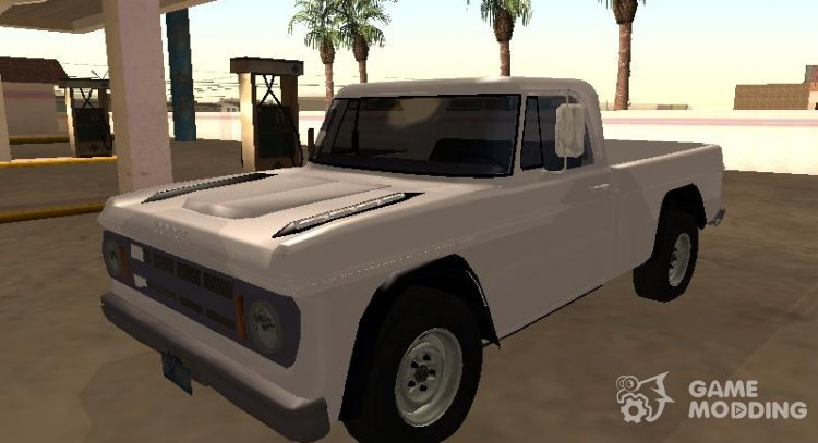 D-100 1968 for GTA San Andreas