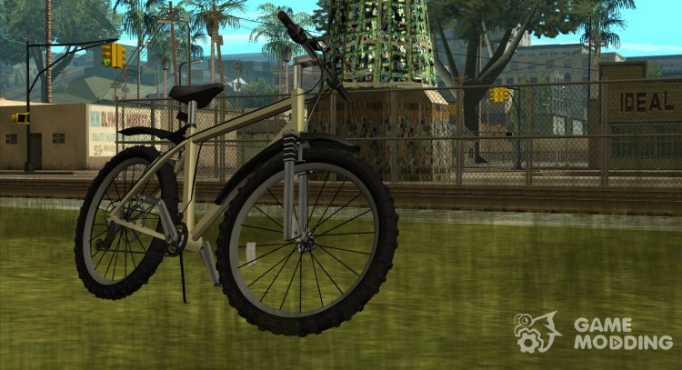 HQ Mountain bike for GTA San Andreas