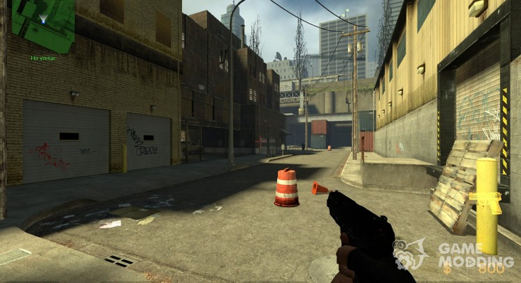 Walther P99 for Counter-Strike Source
